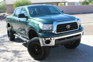 What is the Towing Capacity of a Toyota Tundra