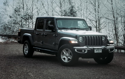 Best Tonneau Cover for Jeep Gladiator